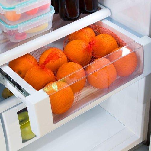 "Professional Built-In 36"" Bottom Freezer Refrigerator - Panel-Ready Solid Overlay Door - Right Hinge*"