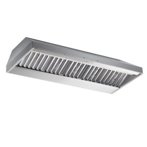 "Best54"" Stainless Steel Built-In Range Hood with iQ12 Blower System, 1200 CFM"