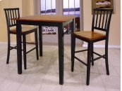 Arlington Slat Back Bar Stool