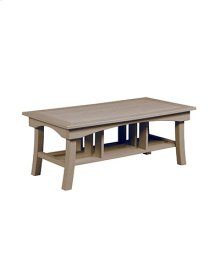 """DST167 49"""" Coffee Table"""