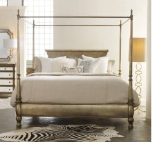 Montage King Poster Bed