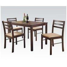 5pc Pack Dining Set