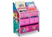 Princess Book & Toy Organizer - Style-1