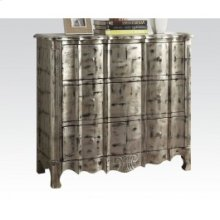 Antique Silver Console Table