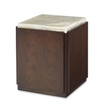 Tribeca Bunching Cocktail Table With Onyx Top