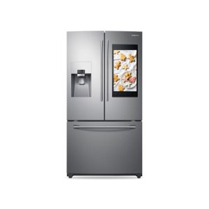 Samsung28 cu. ft. Family Hub 4-Door Flex Refrigerator in Stainless Steel