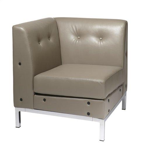 Wall Street Corner Chair