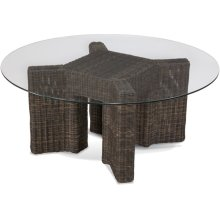 Tangier Round Cocktail Table