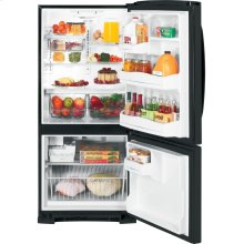 GE® ENERGY STAR® 20.3 Cu. Ft. Bottom Freezer Refrigerator