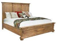 Wellington Hall King Panel Bed Product Image