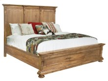 Wellington Hall King Panel Bed
