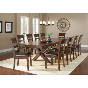 Hillsdale FurniturePark Avenue 11pc Dining Set
