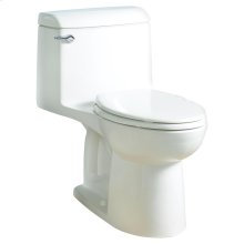 Champion 4 Elongated One-Piece Toilet with Seat - White