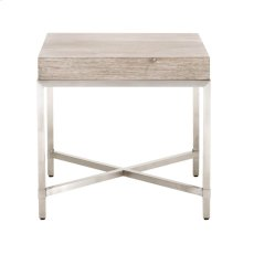 Strand End Table Product Image
