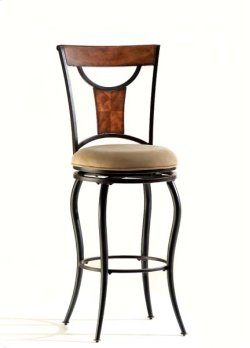 Pacifico Swivel Counter Stool Product Image