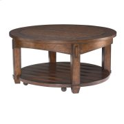ROUND COCKTAIL TABLE Product Image
