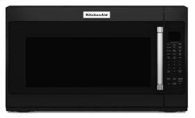 "1000-Watt Microwave with 7 Sensor Functions - 30"" - Black"