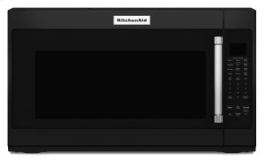 "1000-Watt Microwave with 7 Sensor Functions - 30"" - Black Product Image"