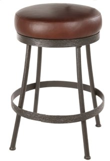 Cedarvale Iron Bar Stool (Basic)