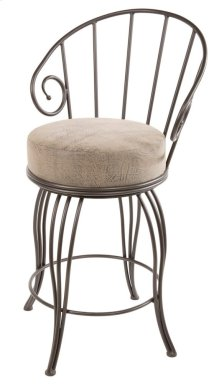 Bella Iron Bar Stool