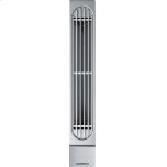 "Gaggenau200 series Vario 200 series downdraft ventilation Stainless steel control panel Width 3 3/8"" (8.5 cm)"