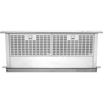 "Telescoping Downdraft Ventilation, 30"", Stainless Steel"