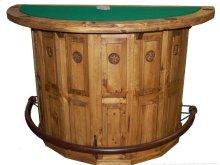 Half Circle Poker Bar