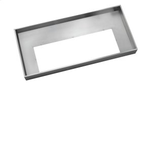 "DacorHeritage 48"" Integrated Hood Liner, in Stainless Steel for use with RNIVS2"