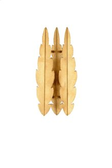 Feather Sconce