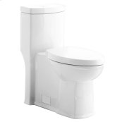 Boulevard Dual Flush Elongated Toilet - 1.1 GPF/1.6 GPF - American Standard - White