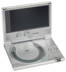 "7"" Ultra Slim 16:9 Personal DVD Player"
