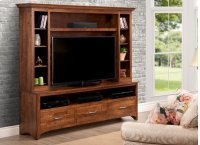 Glengarry HDTV Cabinet w/ Hutch w/ 54'' TV Opening Product Image