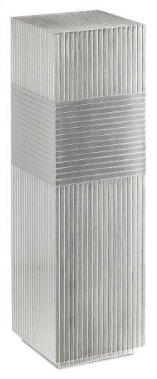 Odense Silver Pedestal