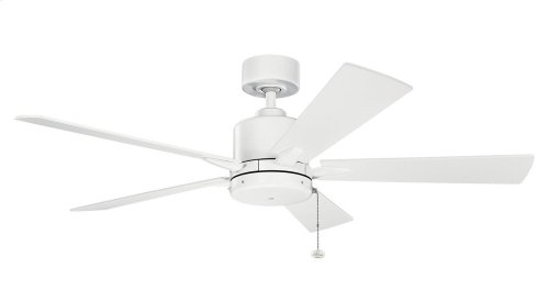 "Bowen 52"" Fan Matte White"