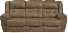 """Lay Flat"" Recliner - Almond"