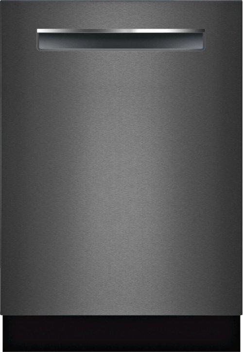 SHPM78W54N Black Stainless Steel