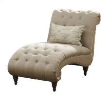 Chaise Nailhead With 1 Pillows