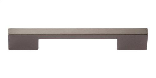 Thin Square Pull 5 1/16 Inch (c-c) - Slate