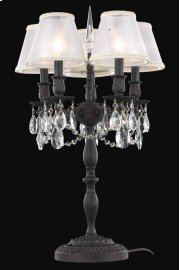 9605TL18DB+SH-1R6S - Monarch in Dark Bronze with Crystal (Clear) Product Image