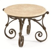 """28.75"""" Round Side Table"""