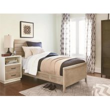Twin Reading Bed