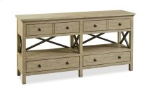 "Hideaway 72"" TV Console"