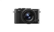 RX1R Professional Compact Camera with 35 mm Sensor Black