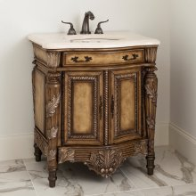 Martinique Medium Sink Chest
