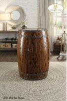 Wine Barrel Refrigerator Product Image