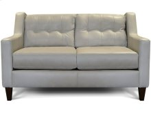 New Products Brody Leather Loveseat 6L06AL