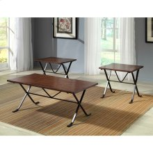 Webster 3-Piece Coffee and End Tables Set