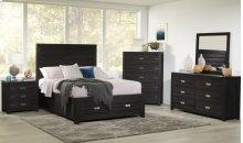 Altamonte Queen 5pc Set- Bed, Dresser, Mirror, Nightstand, Chest