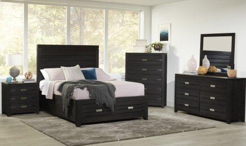 Altamonte King Storage Bed
