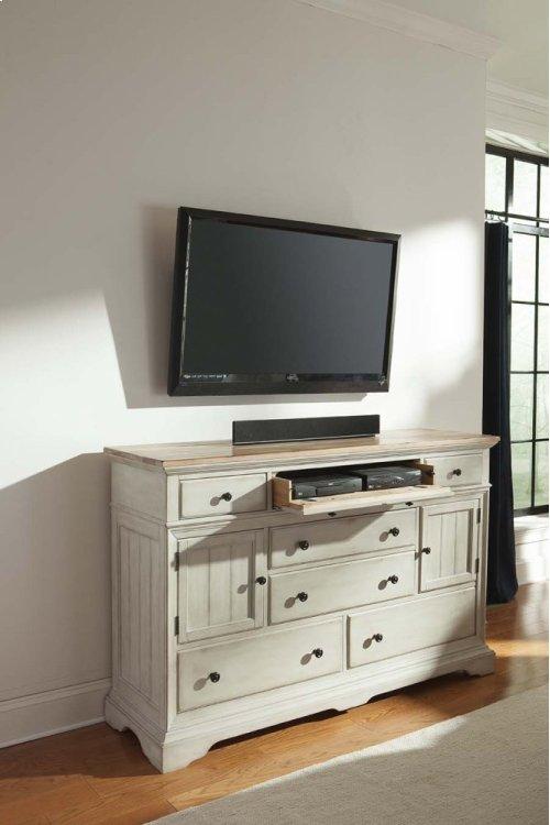 Cottage Media Dresser